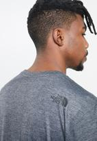 The North Face - M easy sleeve T-shirt - grey