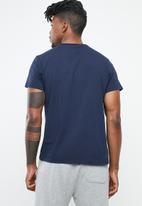 STYLE REPUBLIC - Plain T-shirt - navy