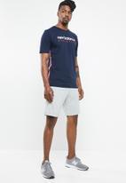 New Balance  - Athletics side stripe tee - multi