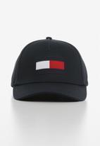 Tommy Hilfiger - Flag cap - navy
