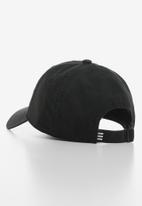 adidas Originals - Adicolour  washed cap - black