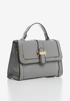 STYLE REPUBLIC - Top handle slingbag - grey
