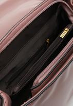 STYLE REPUBLIC - Top handle slingbag - pink