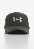 Under Armour - Men's heathered blitzing 3.0-357 - green