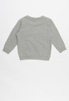 name it - Raste sweat top - grey