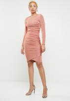 Sissy Boy - Forever gorgeous midi dress - pink