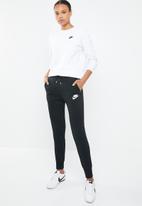 Nike - Tech fleece pants - black