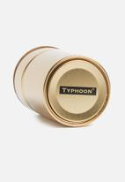 Typhoon - Modern kitchen canister - large