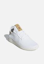 adidas Originals - Pharrell Williams Tennis Hu - white raw sand