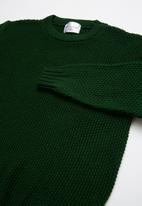 POP CANDY - Long sleeve knit - green