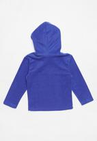 POP CANDY - Hooded dino top - blue