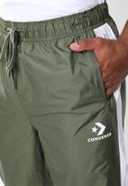 Converse - Converse woven shell pant - khaki green