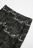 POP CANDY - Flannel splatter pyjama set - multi