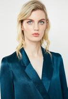 Vero Moda - Joselyn long blazer - blue