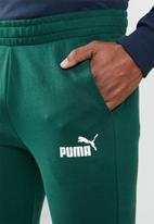 PUMA - Ess+ slim pants - green