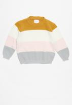 POP CANDY - Long sleeve knit - multi
