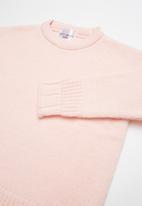 POP CANDY - Long sleeve knit - pink