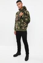 Brave Soul - Jude borg hoodie - khaki