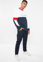 Tommy Hilfiger - Tapered carpenter tj 2003 edthr jean - blue