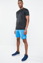 Nike - Run short 7in - blue