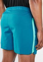 Nike - 5in shorts - green