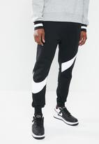 Nike - NSW HBR pant stmt - black & white
