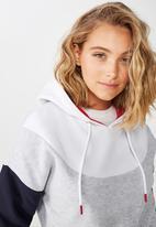 Cotton On - Premium fashion hoodie  - multi