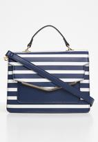 Call It Spring - Evgenia crossbody bag - white & navy