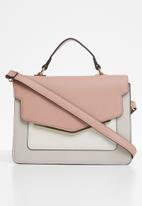 Call It Spring - Evgenia crossbody bag - pink