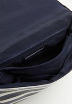 Call It Spring - Fulica crossbody bag - white & navy