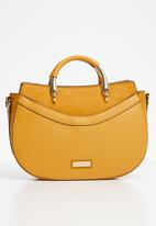 Call It Spring - Pegomya bag - yellow