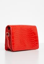 Vero Moda - Sila cross over bag - red