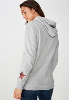 Cotton On - Premium fashion hoodie  - grey