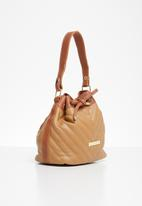 BLACKCHERRY - Bucket bag - brown