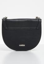 ALDO - Bacabe crossbody bag -  black