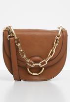 ALDO - Bacabe crossbody bag -  brown