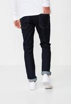 Cotton On - Tapered leg jeans - navy