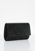 ALDO - Imnaha clutch bag -  black