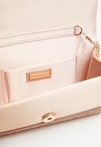 ALDO - Imnaha clutch bag -  pink