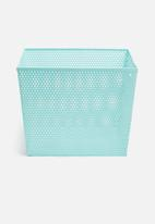 Sixth Floor - Aren storage basket - blue