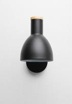 Sixth Floor - Sia wall lamp - black