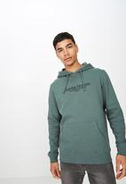 Cotton On - Fleece pullover - green