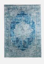 Fotakis - Option rug - antique teal