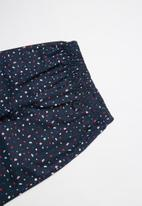 POP CANDY - Flannel pyjama top & bottom - pink & navy