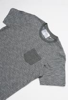 POP CANDY - Short sleeve tee - grey