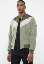 Jack & Jones - Louis bomber jacket - olive