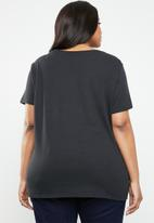 Levi's® - Perfect logo tee - black