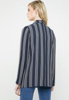 Jacqueline de Yong - Trick blazer - multi