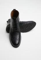 Superbalist - Military boot - black