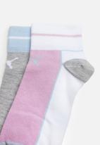 PUMA - 2 pack sneaker sock - multi